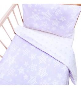 КПБ в детскую кроватку 114 простыней на резинке