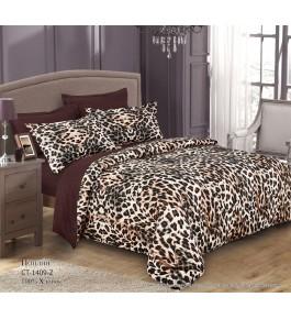 поплин премиум 1409 леопард