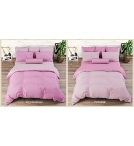 Брусничный-розовый