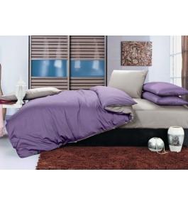 Микс фиолетовый и серый