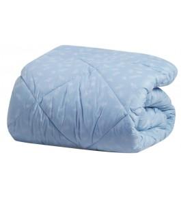 Одеяло Лебяжий пух утолщенное, поплекс