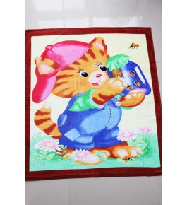 Полотенце Зверюшки котик