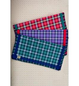Платки носовые в ассортименте (12 штук)