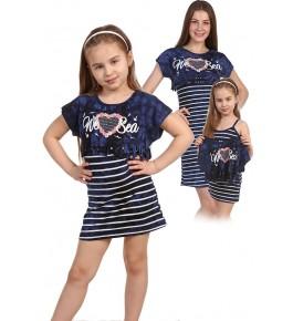 Платье-Костюм №1094 детский