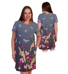 Платье Осина