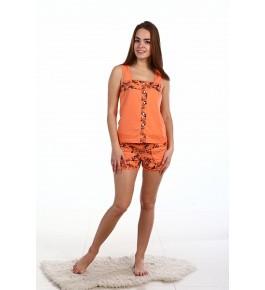 Пижама Валерия шорты
