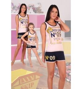 пижама пн-2219 шорты
