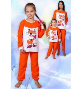 Пижама Хитрюля детская