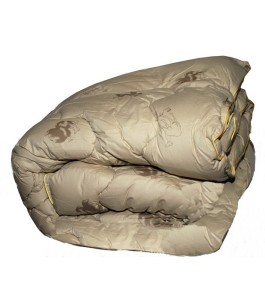 """Одеяло """"Верблюд"""" тик 400г/м2 чемодан"""
