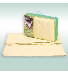 """Одеяло """"Дивное дерево"""" тик 300г/м2 чемодан с наполнителем """"эвкалиптовое волокно"""""""