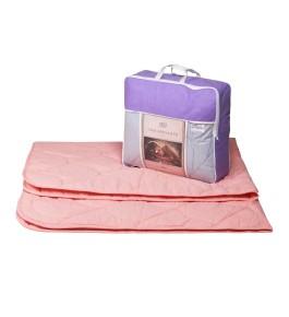 """Одеяло """"Сны Афродиты Хлопок"""" 300г/м2 чемодан с наполнителем """"силиконизированное волокно"""""""
