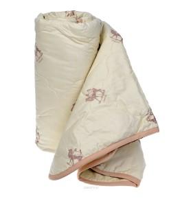 """Одеяло """"Престиж-верблюд"""" глоссатин 150г/м2 чемодан"""