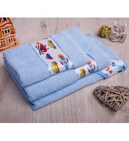 Мойдодыр полотенце махровое